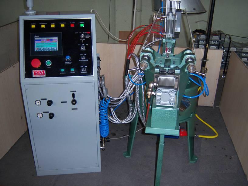 Balans Ağırlığı Üretim Makinesi - PM12